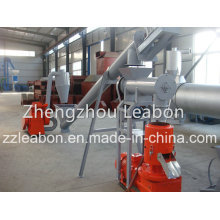 250-300kg/H Mobile Rice Husk Pellet Making Line