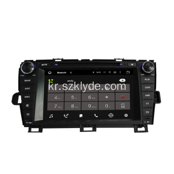 Prius 용 Android DVD Radio 7.1