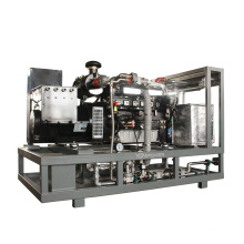 50kw biogas generator with CHP
