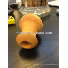 Pesado Chicha tigela hookah bar tigela de cachimbo de barro de produtos