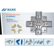 PPSU Injection Pipe Fitting Mould/Moulding