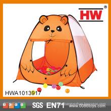 Дети индийские палатки мультфильм медведь палатку для детей