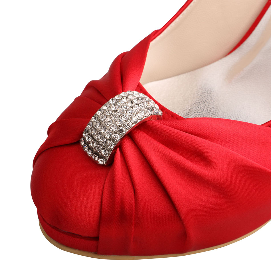 Wedding Shoes With Charms