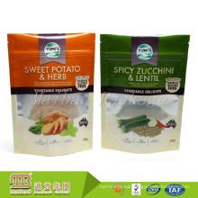 Moisture Proof Custom Design Stand Up Ziplock Plastic Wholesale Packaging Bag Bag For Spice