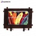 Sunmeta сублимации деревянные рок фоторамки настенные SH38 17 * 12 см