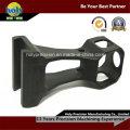 Black Anodized CNC Machined Aluminum Part of Bracket