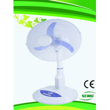 18 Inches DC12V Table-Stand Fan Solar Fan Desk Fan Sb-St-16c