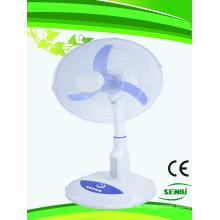 18 Zoll DC12V Tischständer Fan Solar Fan Schreibtisch Fan