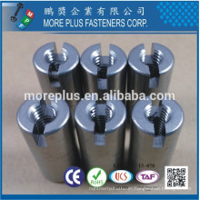 Made in Taiwan Stainless Steel 302 Slot Special Spacer Nut