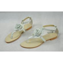 Pop Style Ladies Flat Sandals (Hcy02-101)