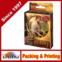 Hobbit 3D Lentikulare Deck Spielkarte in Zinn (430189)