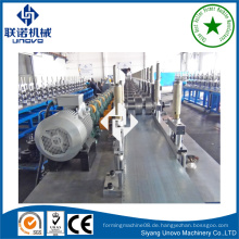 Tray Kabel Kanal Rollenformer Produktionsmaschine