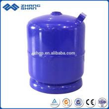Vente chaude de réservoirs de stockage de bouteilles de gaz en vrac de 3 KG Samll pour le GPL