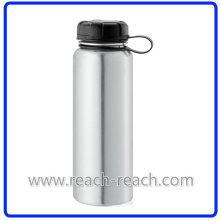 1000ml Stainless Steel Drinking Travel Water Bottle (R-9113)