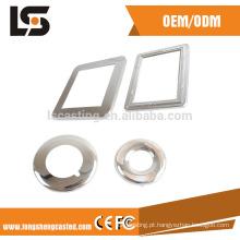 moldagem em alumínio anodizado de cor moldada em moldes OEM / ODM