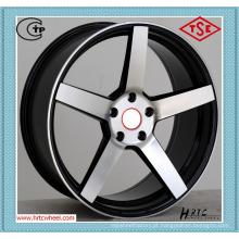Alto desempenho preço competitivo carro liga rodas 17 polegadas de fabricante direto