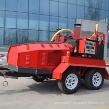 Fissure de route de machine de cachetage d'asphalte 500L réparant la machine FGF-500