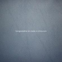 Piel sintética de PVC impermeable y resistente a la abrasión para el asiento del automóvil (HS032 #)