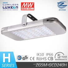 UL Dlc LED High Bay Light 240W mit Philips LEDs Meanwell Treiber