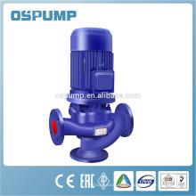 Non-clog Self Priming Sewage Water Pump Inline Pump Pipeline Pump