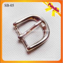 SB05 Boucle de chaussure en forme de métal en forme personnalisée pour Lady Shoes