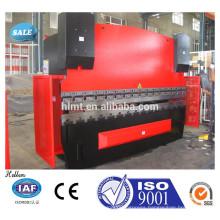 CNC Hydraulic sheet metal press brake, metal steel bending machine