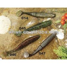 soft plastic fishing lure 10.5cm/8.8g fishing lure molds