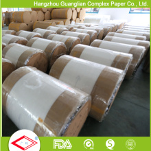 Custom 1/S and 2/S Siliconised Parchment Paper Jumbo Reels