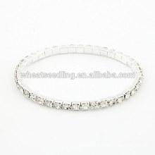 Meilleur fournisseur bijoux blingling brillant sexy charme rhinestone bracelet de luxe