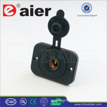 Daier Panel Mount Car Charger Socket For Marine/Jeep/ Truck/ Caravan