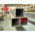 Torich Square Pipe Bend Steel Pipe ERW Tube