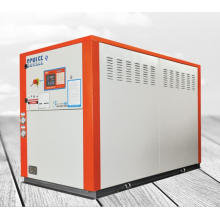 5p Portable Integrated Water Cooled Scroll Chiller for Candle Machine