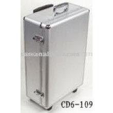 Aluminum CD box