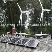 sistema de suporte gerador de vento-solar híbrido