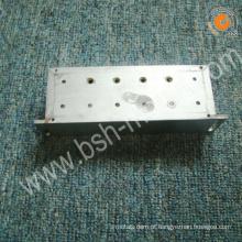 OEM com perfil de alumínio da ferragem ISO9001 para a caixa leve