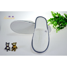 Waffle Slipper Hotel Cotton Disposable Slipper