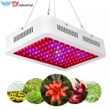 1000w أحمر أزرق أبيض IR & UV led تنمو الأضواء
