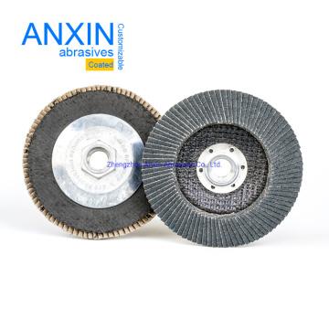 Zirconia Flap Disc with M16 Thread