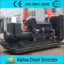 450kw grande poder gerador diesel com motor SC27G755D2