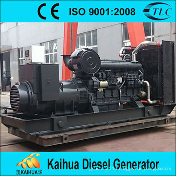 450kw big power diesel generator set with Engine SC27G755D2