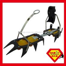 CRM-12-S Snow Shoe Escalada de aço inoxidável Crampon