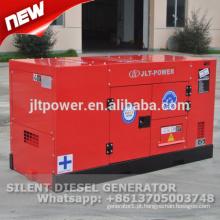 Venda a quente de fase única 380 / 220v 15kw preço do gerador