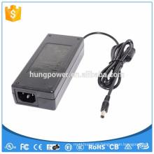 Fuente de alimentación de la clase 2 Nivel 6 de la gama 6 CE del CE de la FCC GS SAA Ctick 7A CC de la CA 12 voltios fuente de la corriente directa de 7 a la CA del CC