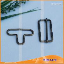 Boucle en métal pour les accessoires de vêtement KR5147