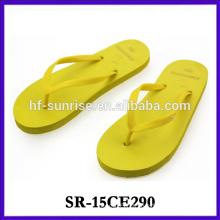 2015 Ladies' fashion flip flop slipper