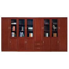Bureau de classement de vitrine de bureau de porte de luxe en verre (FOH-AME302 et 202)