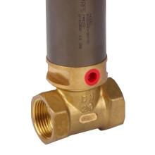 Válvula de ángulo recto - grande flujo tasa Dn15 ~ 50mm