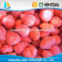 2015 top sale crop frozen iqf strawberry