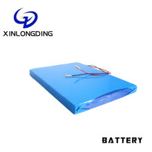 XLD Shenzhen factory price 17.5ah 44.4v lithium ion battery pack 18650 12S5P