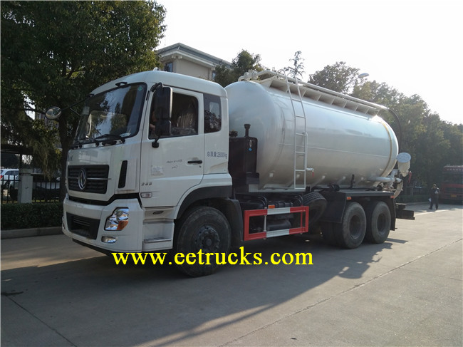 Dongfeng Cement Powder Trucks